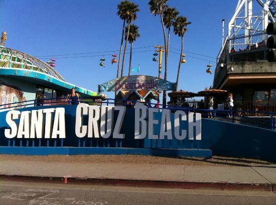 Santa Cruz Main Beach This Is Perfect