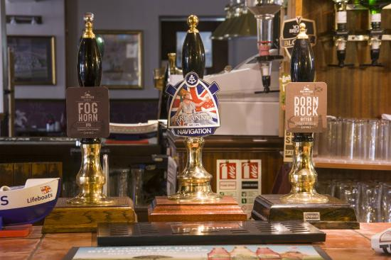 Clashwhannon Public house: Real Ales