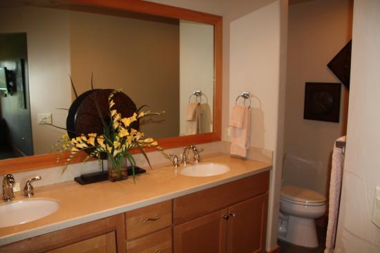 Columbia Falls, MT: Master bath
