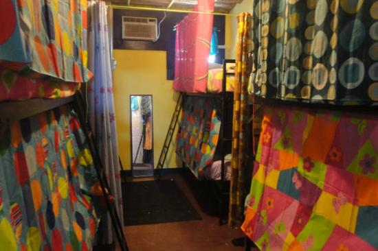 The Lazy Hostel: One Of Our 8 Bed Dorms