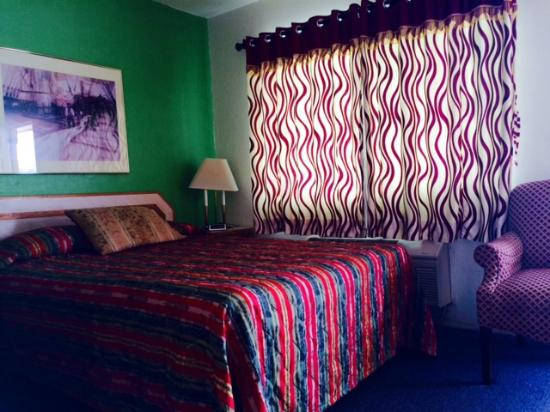 Kings Canyon Motel Fresno Ca