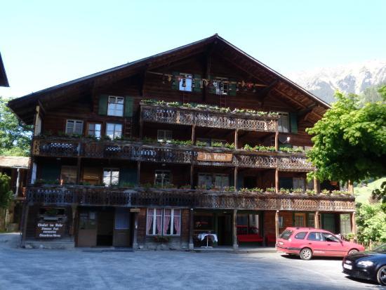 Hotel Sternen Rohr Schweiz