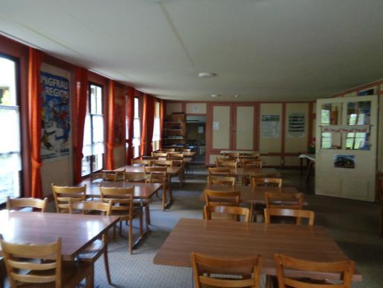 Salón comedor - Bild von Chalet Im Rohr, Lauterbrunnen - TripAdvisor