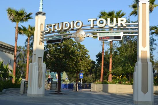 Whoville on the studio tour - Picture of Universal Studios ...