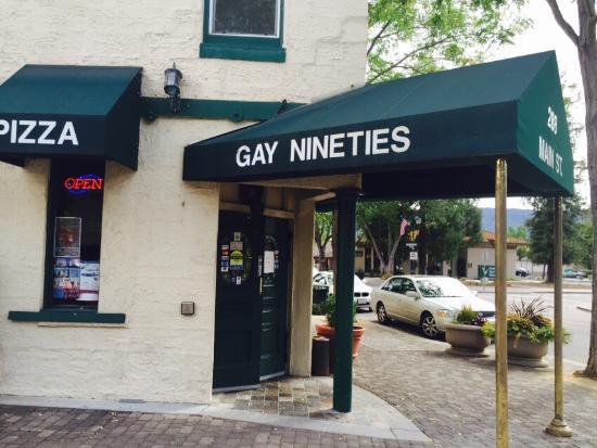 Gay nineties pleasanton