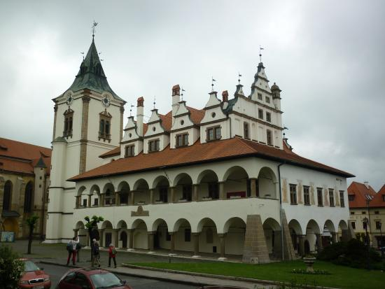 Town Hall : 外観