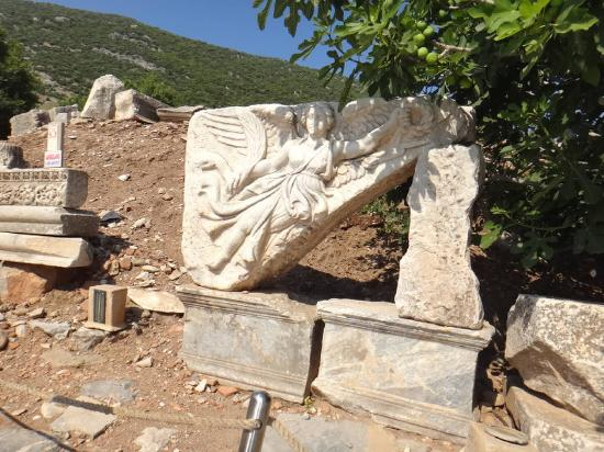 Hello Ephesus: Goddess of Shoes