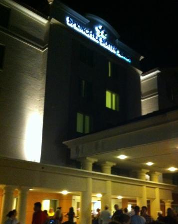 SpringHill Suites Boca Raton: Fachada e entrada principal