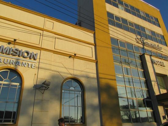 Hotel Casino Manantiales