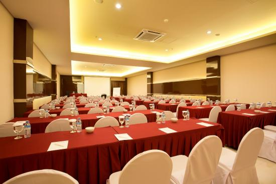 Golden Palace Hotel Lombok: Meeting Room