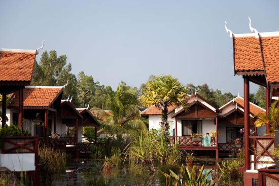 BEST WESTERN Suites and Sweet Resort Angkor: Villa