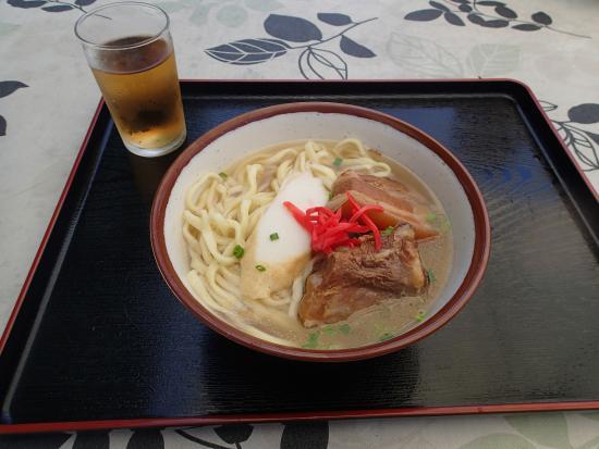 Minshuku Kotobuki: そば