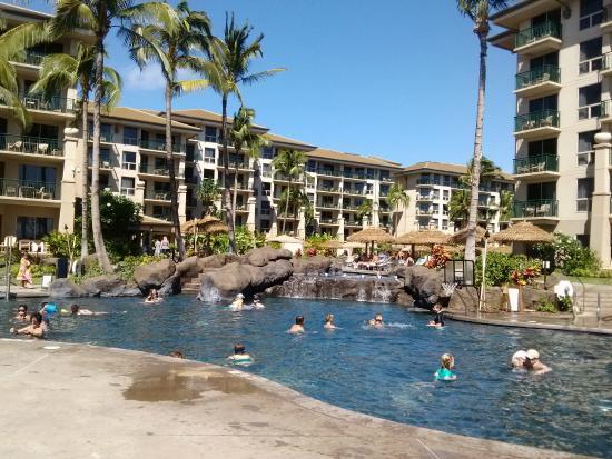 Ka Anapali Beach Kaanapali Hotel Alii Pool
