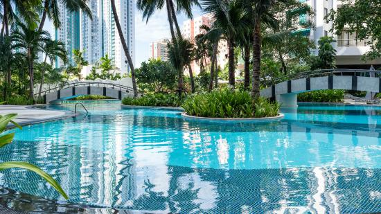 Swimming Pool  Picture Of Chatrium Residence Sathon. Antara Hotel. Peppers Portage Resort. Trithorn Hotspring Resort Xiamen. La Perla Hotel. Hotel Opera. Hotel Es Mares. Oaks Waterfront Resort. Wow Kremlin Palace Hotel