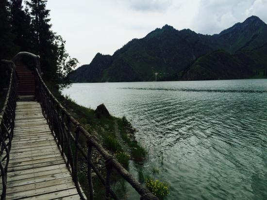 Fukang, Kina: Beautiful views