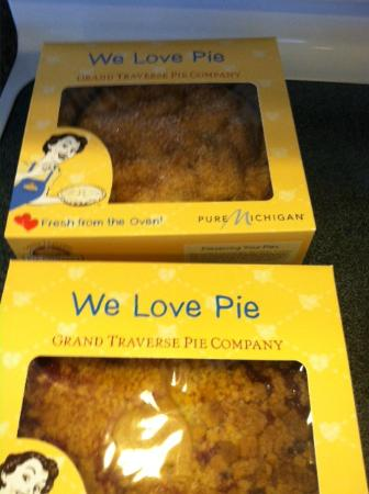 Grand Traverse Pie Company照片