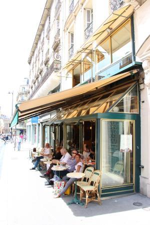 Le Sorbon: Fachada do restaurante