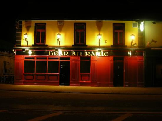 Roscommon, Ireland: Night time @ Beár An Ráille