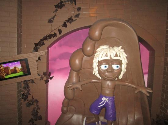 Cadbury World Cafe Dunedin Menu