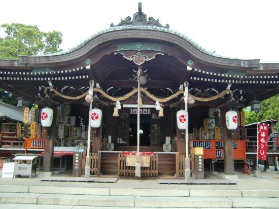 Kotozaki Hachimangu Shrine