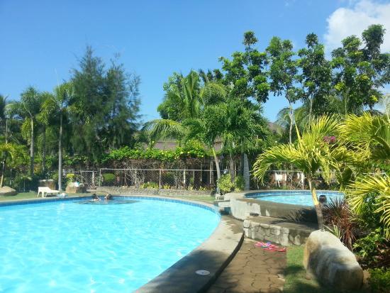 Bakasyunan and Conference Center: swimming pool