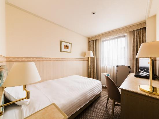 Hotel Mets Kumegawa : シングルルーム
