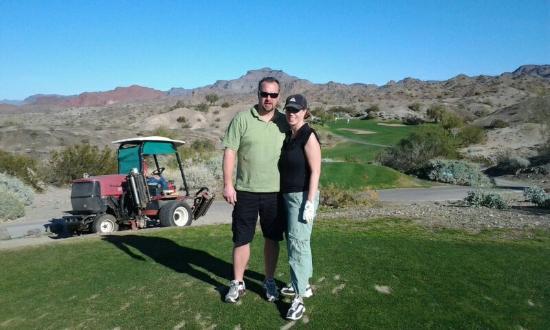 Emerald Canyon Golf Course : -