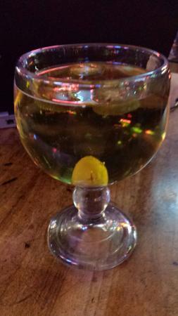 Desert Martini