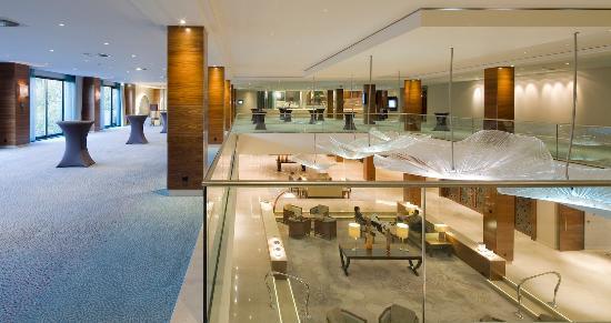 Hotel Okura Amsterdam: Foyers
