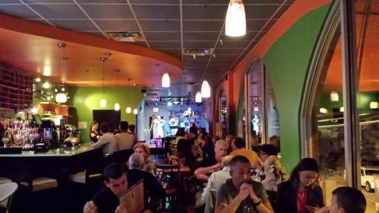 Dinner Time At Alor Cafe Picture Of Alor Cafe Staten Island