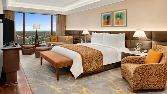 The Leela Ambience Convention Hotel, Delhi: Presidential Suite