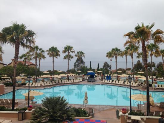 Marriott's Newport Coast Villas: View from the lobby