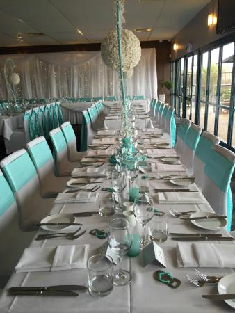 The Deck Marina Bar & Restaurant: The perfect location for your Wedding Celebration