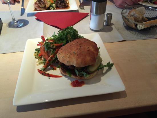 Das Wildeck: Food in Restaurant