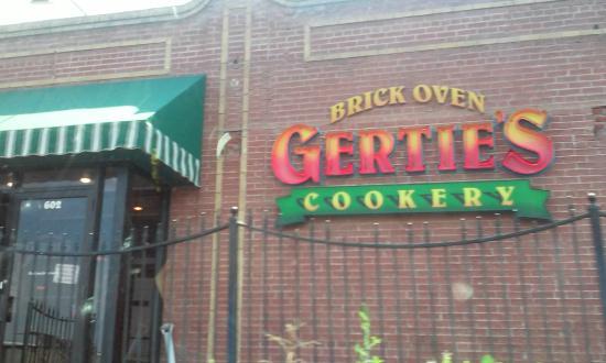 Gerties Brick Oven Cookery