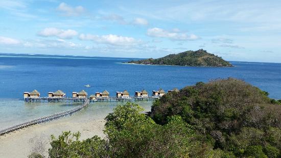 Likuliku Lagoon Resort: June 2015
