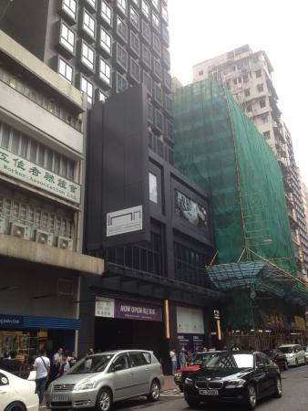Inn Hotel Hong Kong Located Within Al The Old S