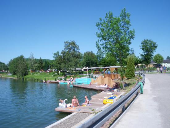 Sperrfechter Freizeitpark