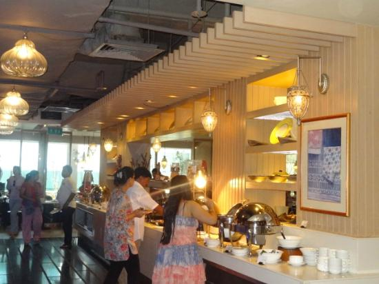 Review Buffet At Ginger Parkroyal On Beach Road: Buffet Breakfast