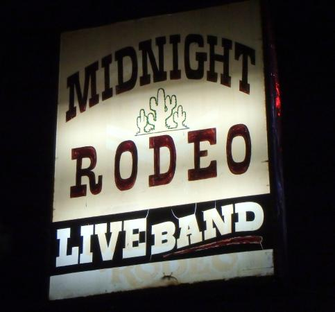 Midnight Rodeo