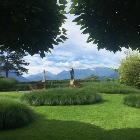 Parkhotel Sonnenhof: Nice view