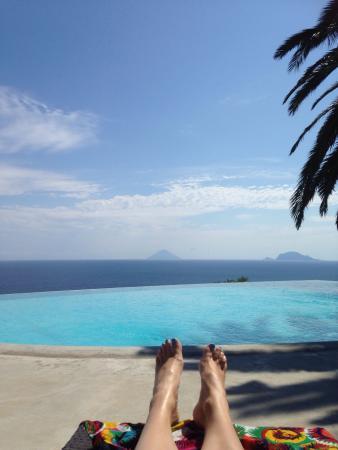 Malfa, Italy: Hotel Ravesi