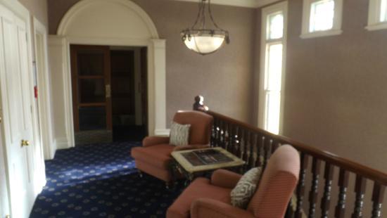 The Esplanade Hotel: Corridor
