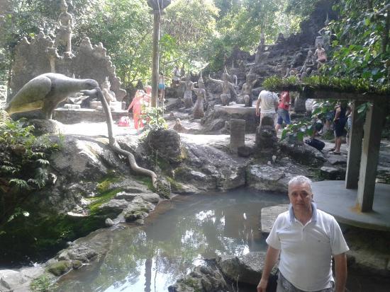 Secret Buddha Garden: Buddha Garden, Ko Samui