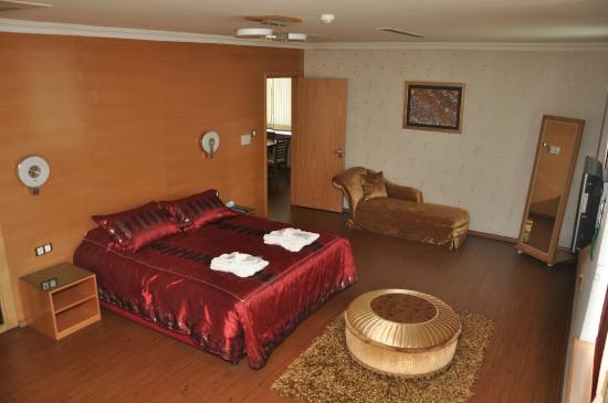 Gaziantep Plaza Hotel : king suit