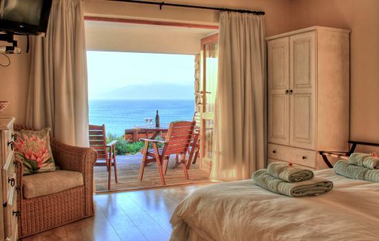 Kleinzee Oceanfront Guesthouse: Ocean Suite