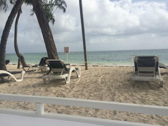 Vista Sol Punta Cana: отдельный VIP-пляж для жильцов Juniour Suite
