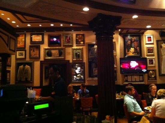 Inside Hard Rock