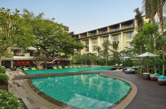 Mercure bali legian updated 2018 hotel reviews price for Hotels in legian bali