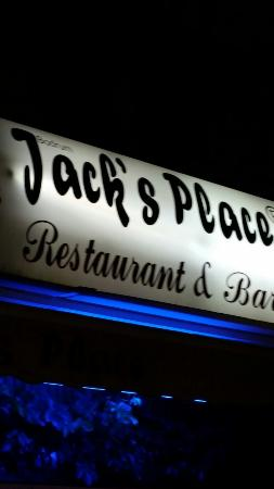 Jack's Place: Loved the place brillant meal everyone makes you welcome treat you like family see you all soon